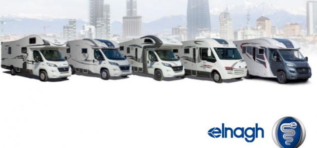 Camper Elnagh: Nuova tecnologia nei camper