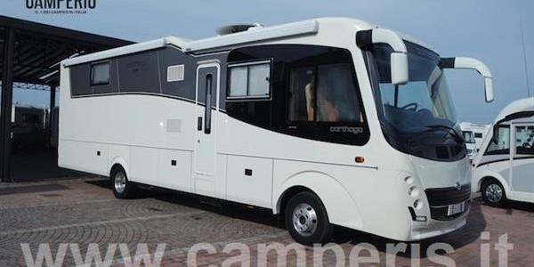 camper carthago liner 82q