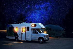 viaggiare in camper