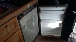 frigo camper trivalente
