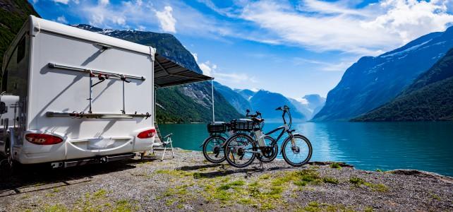 vacanza ideale in camper o roulotte?