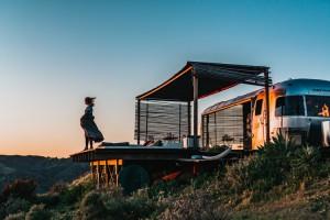 vivere l'avventura del viaggio in camper
