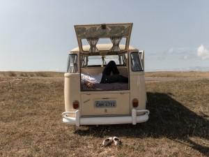 viaggiare in camper in sicurezza - camper sosta libera