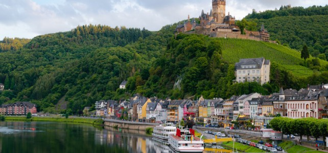 viaggio in camper tra le bellissime terre della verde Germania e i suoi castelli incantati