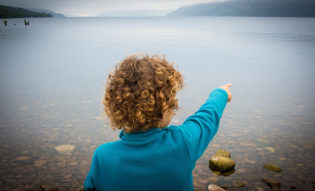 lago di loch ness in scozia viaggiare in camper in scozia