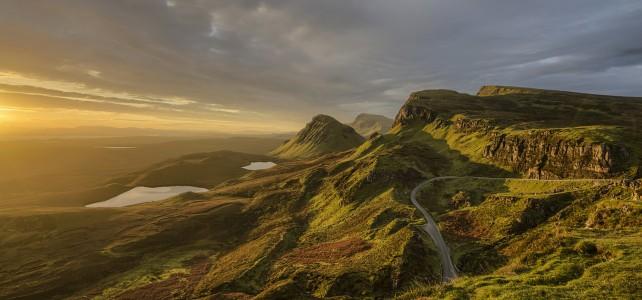 Scozia in camper: un viaggio dove la natura è protagonista