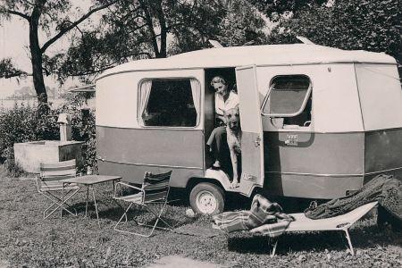 Ur-Troll camper Hymer