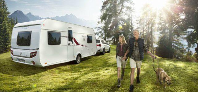 Caravan Tabbert, innovazione dal fascino classico