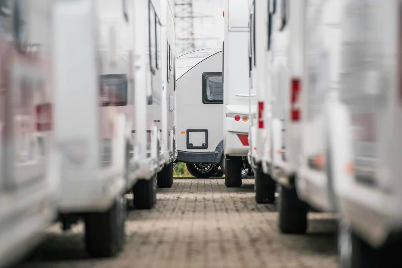 i motorhome hymer sono tra i camper più affidabili e resistenti sul mercato