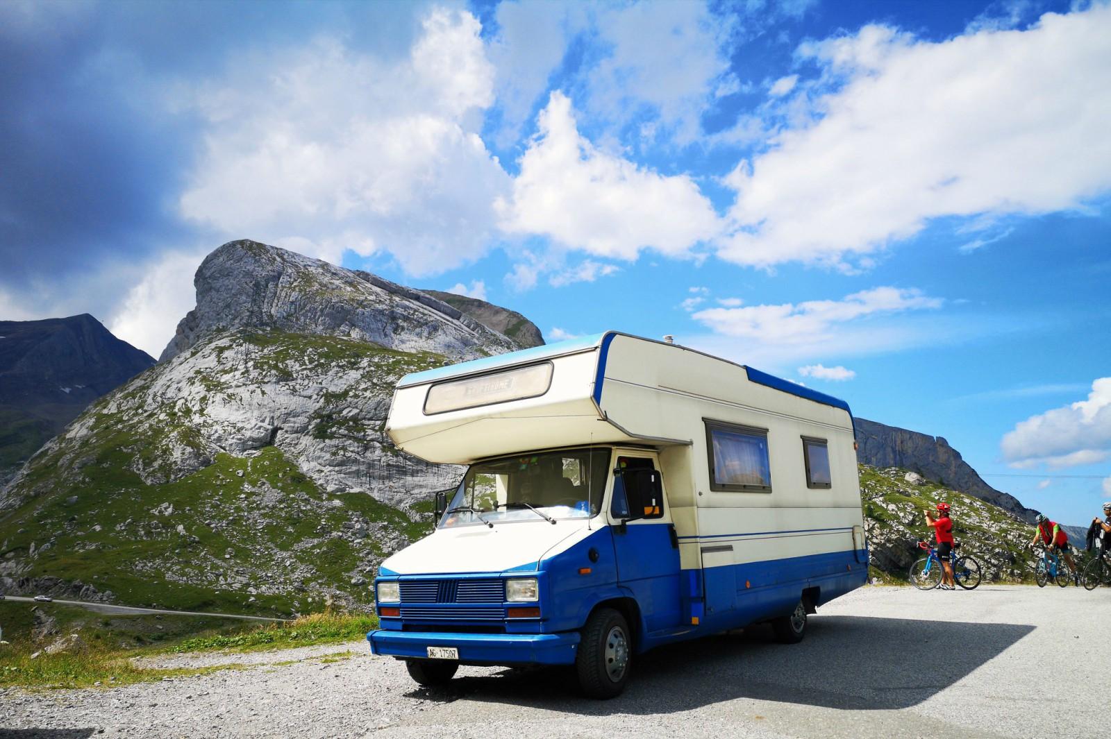 Il primo viaggio in camper può essere indimenticabile, a patto di scegliere una meta all'altezza