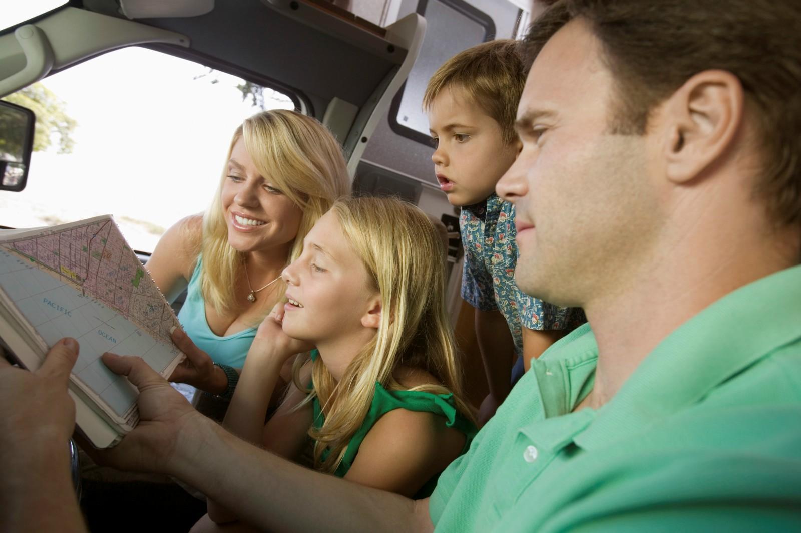 Viaggiare in camper con bambini può essere piacevole, ma anche complicato. L'importante è sapersi organizare.