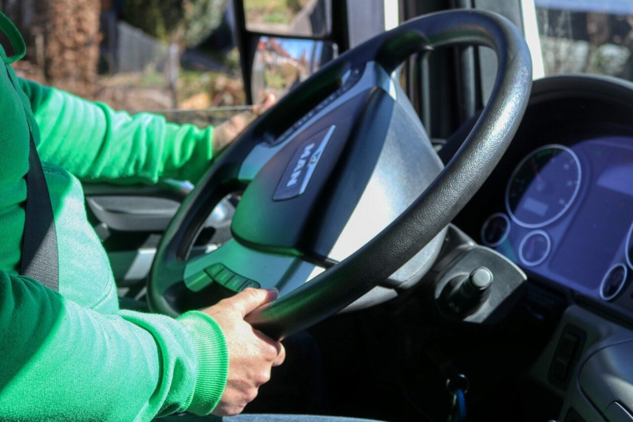 Per guidare un camper che pesa oltre le 3,5 tonnellate è necessaria la patente C
