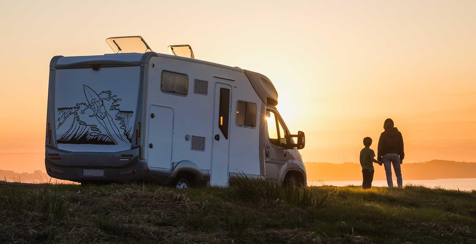 Noleggio a lungo termine camper, convenienza per le tue vacanze.
