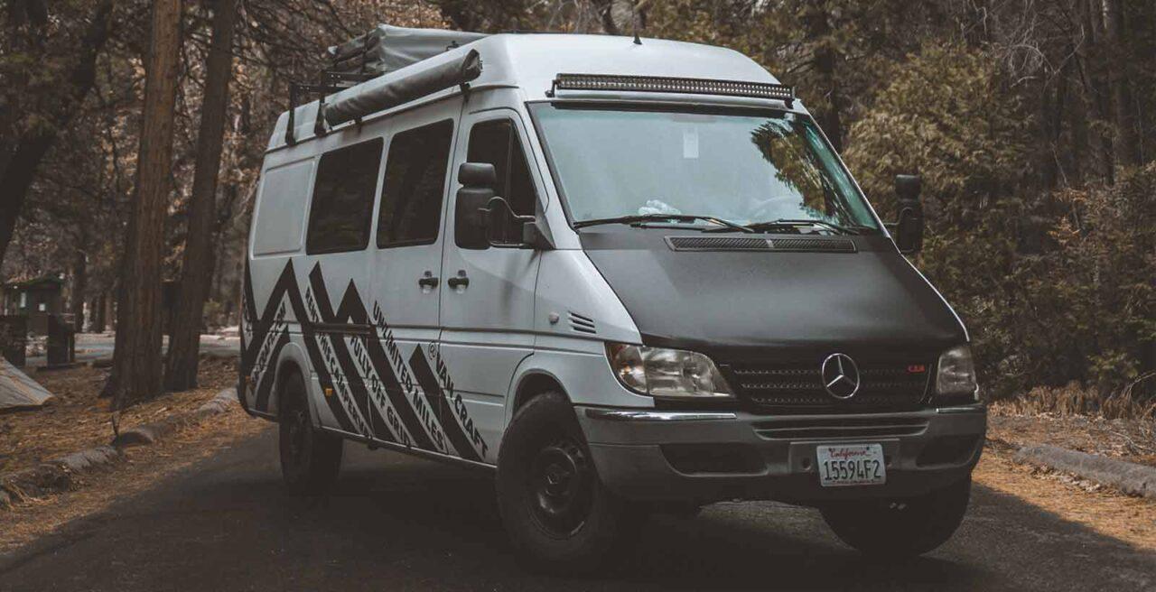camper furgonato vantaggi