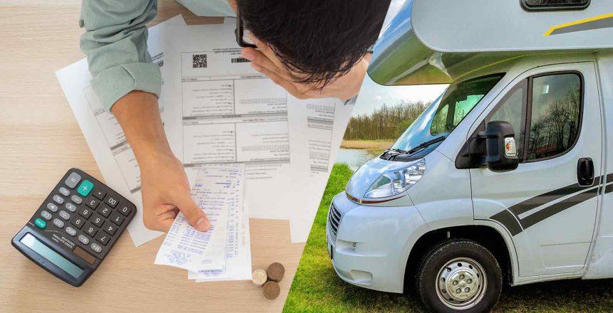 I costi del camper, tra manutenzione e assicurazione